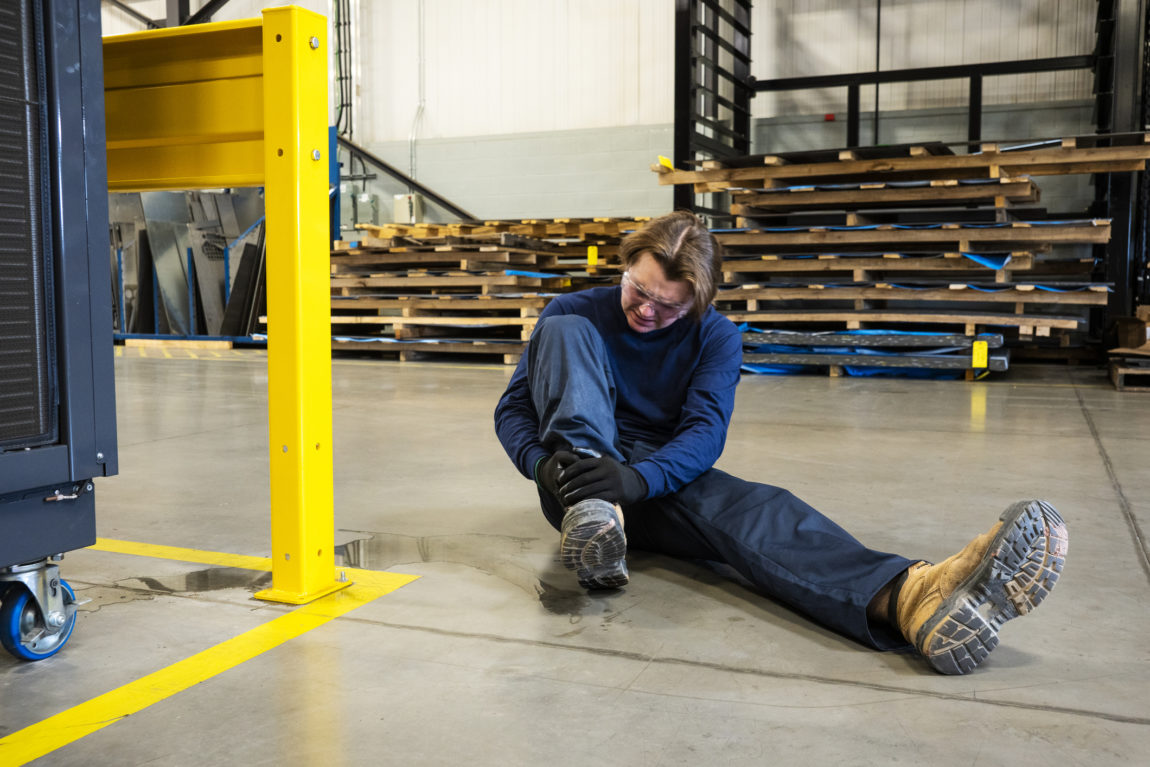 How To Prove Your Slip Trip Fall Accident Injury Case?